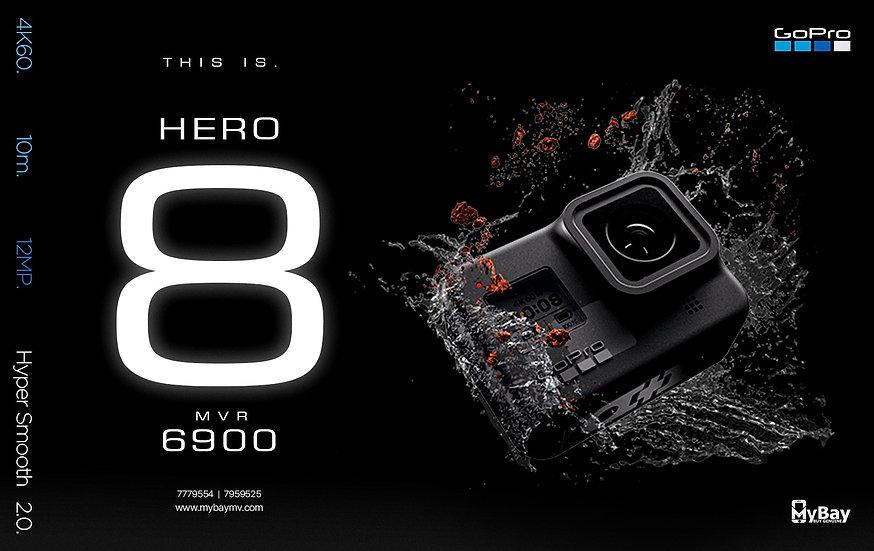 Hero 8 GoPro
