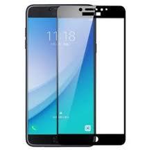 Samsung C5 Black Tempered Full Glass