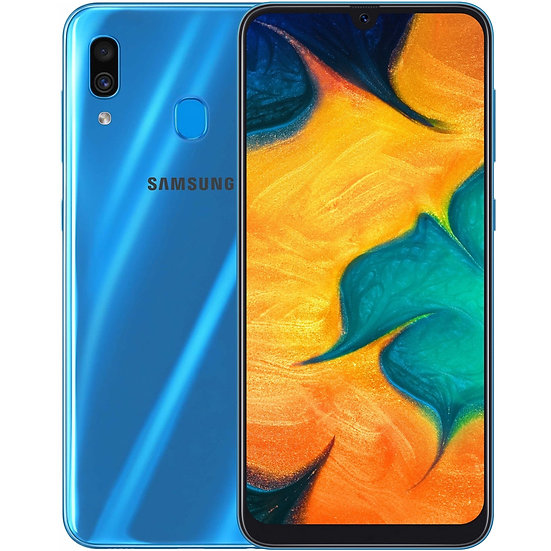 Samsung Galaxy A30 4GB 64GB Blue