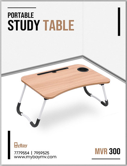 Portable Study Table