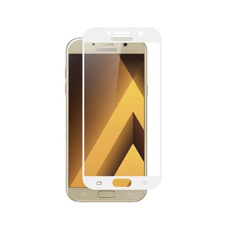Samsung A3-2017 white Full glass Tempered