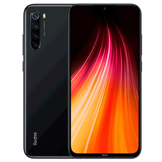 Redmi Note 8 4GB 64GB Black