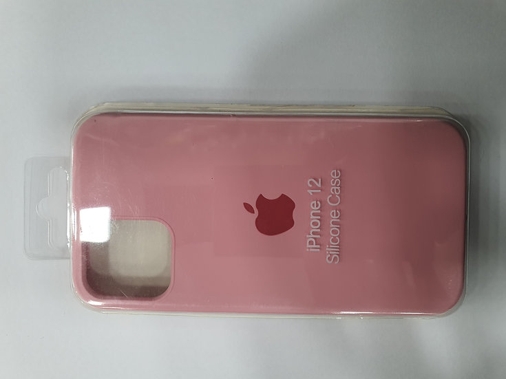 iPhone 12 with logo Case
