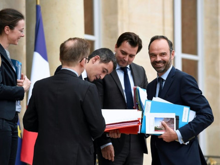 Le « ras-le-bol » fiscal d'Edouard Philippe