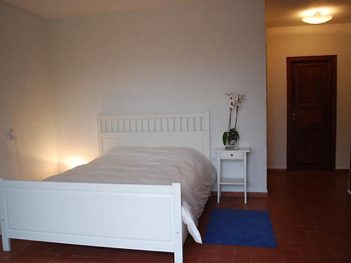 3.Poolside Double Bed for couple / good friends