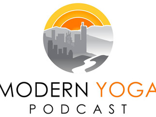 The Modern Yoga Podcast - Yoga & Embodiment, Politics and Social Action - an interview with Mark