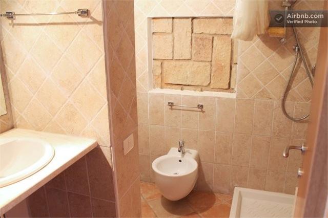 shower room & toilet