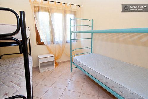 Apartment 1 : 4 x Bunk Beds