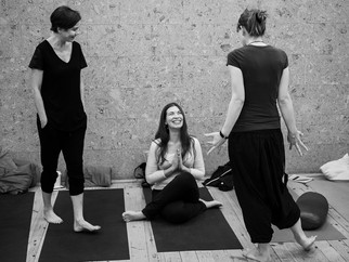EYP: Tools for truly taking yoga of the mat