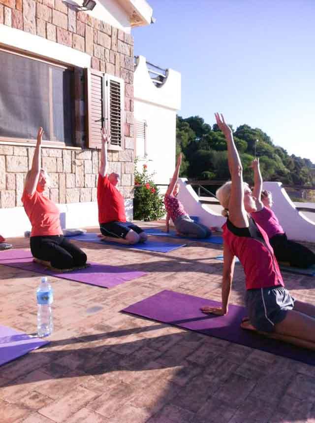 Yoga Sardinia 2014 (Pula)