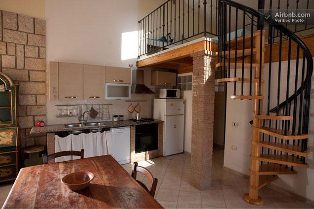Apartment 2: Kitchen