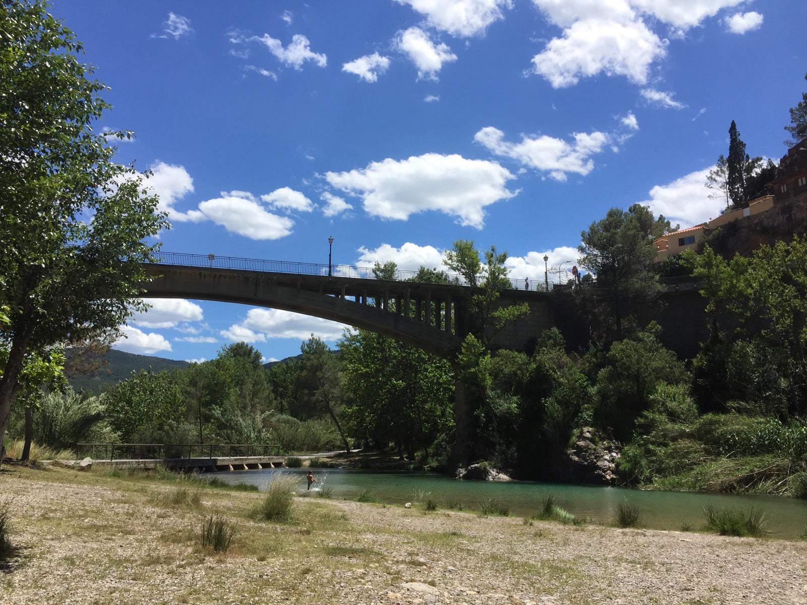 montanejos bridge