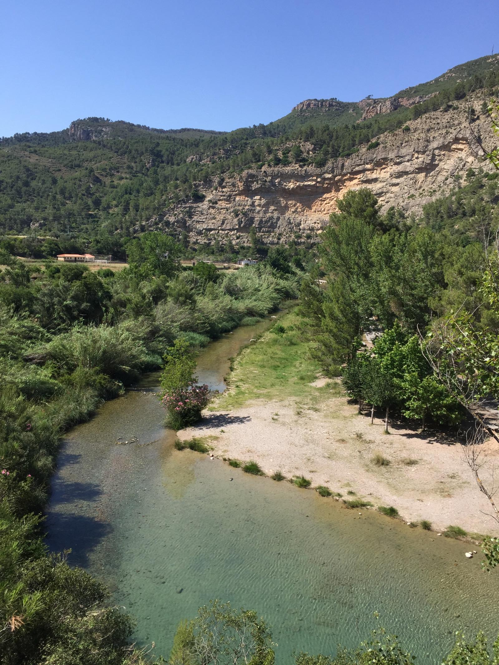 montanejos valley