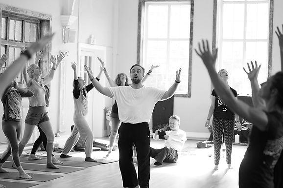 Embodied Yoga Principles Teacher Training - Munich, Germany
