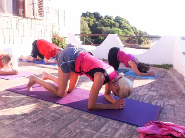 yoga sardinia 2014 prep