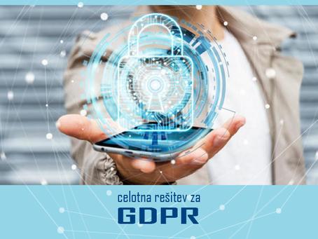 Ali ste pripravljeni na GDPR?