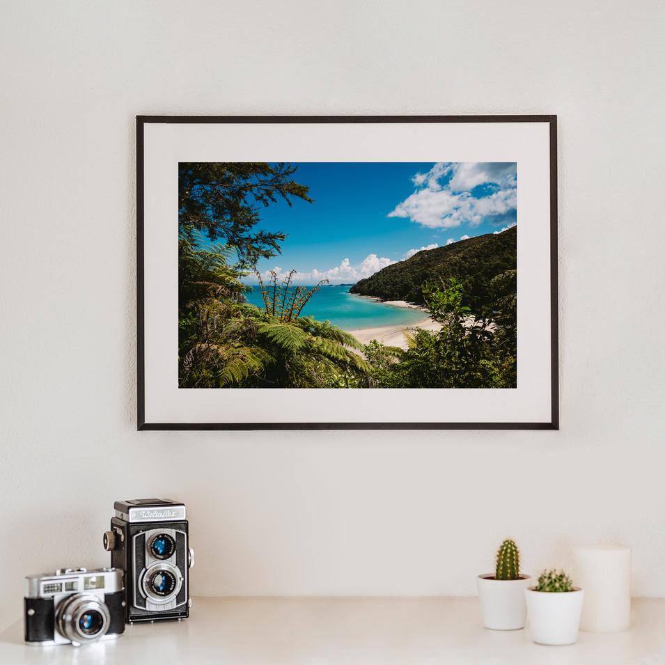 Abel Tasman   Nationalpark Neuseeland