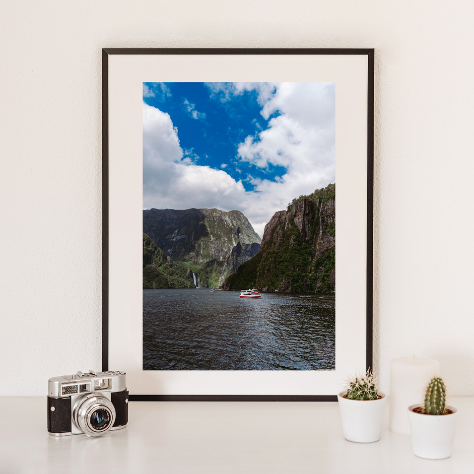 Milford   Neuseeland