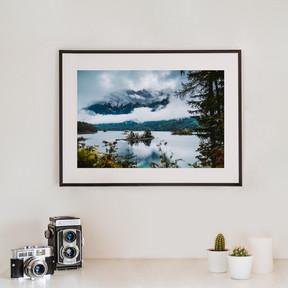 Foggy Islands 2 | Eibsee