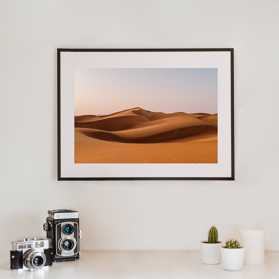 Desert structure   Dubai