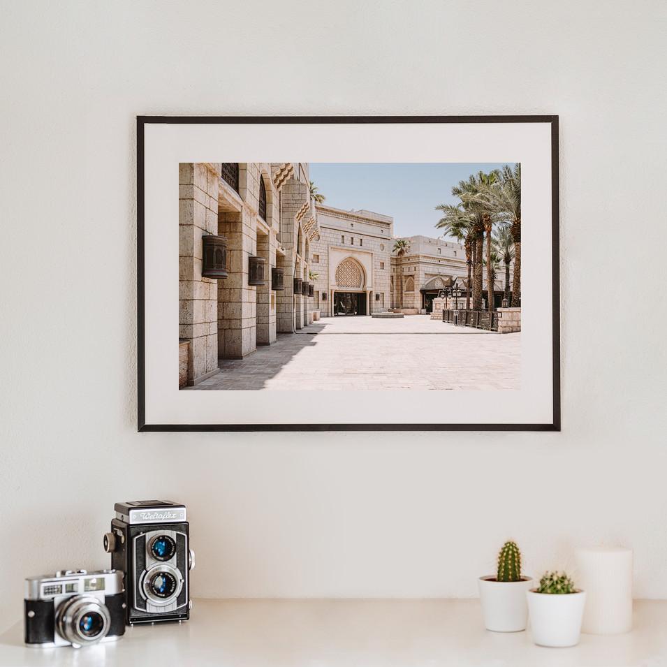 Oriental architecture   Dubai