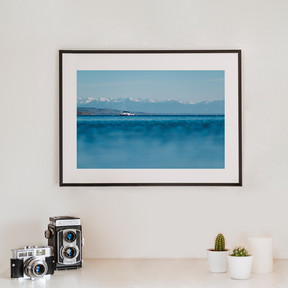 Lake and Alps | Ammersee