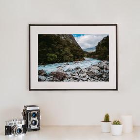 River | Neuseeland
