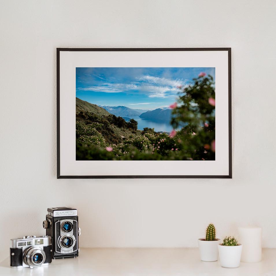 Roys Peak   Neuseeland
