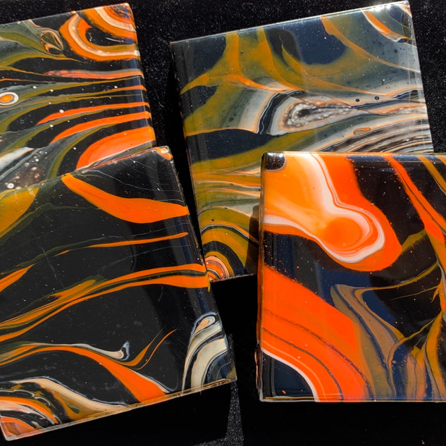 Coasters ($25)