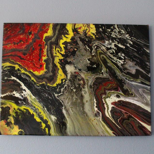 Munching Red ($216)