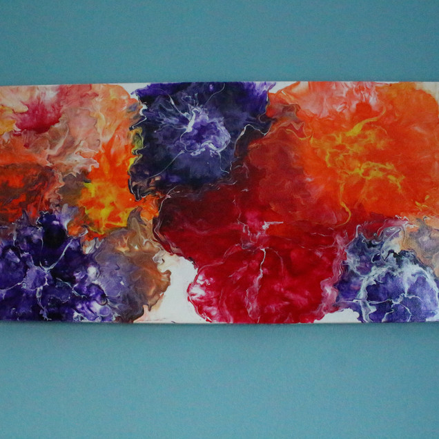 Pacifica Wild Flowers ($288)