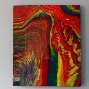 Red Nebula (Sold)
