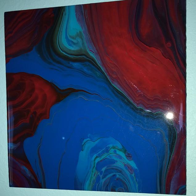 """Cavern of Shadows"" ($72)"