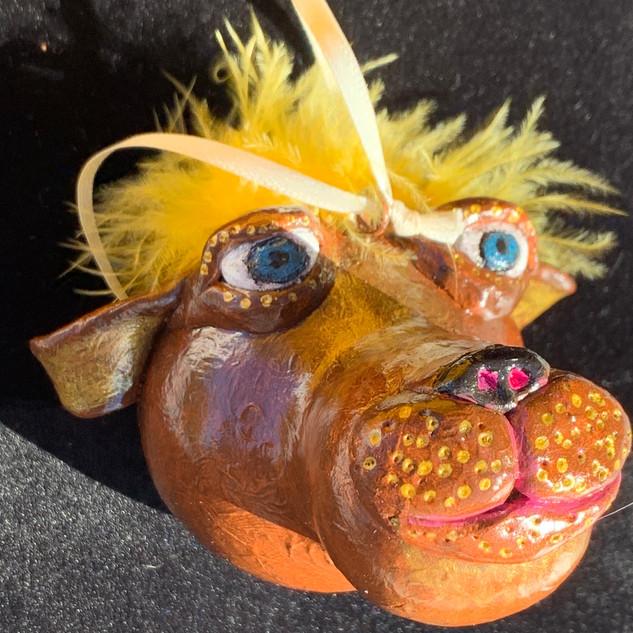 Golded Dog Gourd ($20)