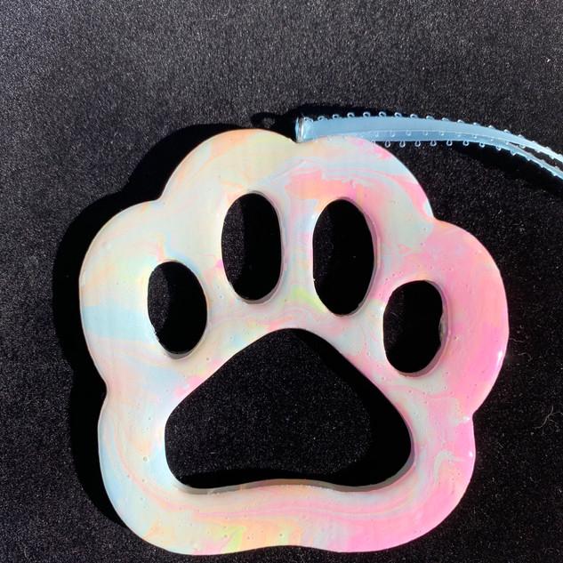 Paw Ornament ($20)