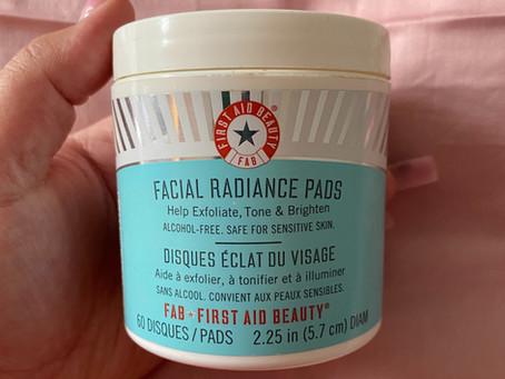 F.A.B. Facial Radiance Pads & Ultra Repair Face Moisturizer #EmptyBottleReview