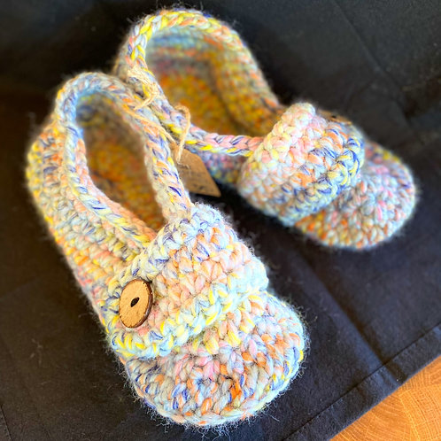 """Dream Catcher"" // house slippers"