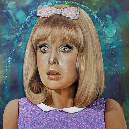 """""""60's Pink #3"""" (2021)"""