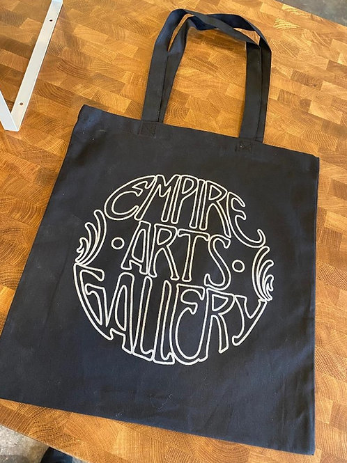 """""""Empire Arts Gallery"""" tote bag"""