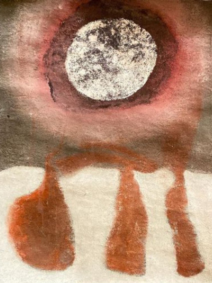 """""""Red Moon"""" (2019)"""