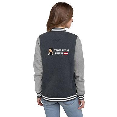 Women's Letterman Jacket - Domi