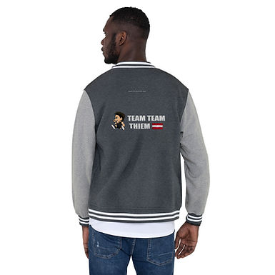 Men's Letterman Jacket - Domi
