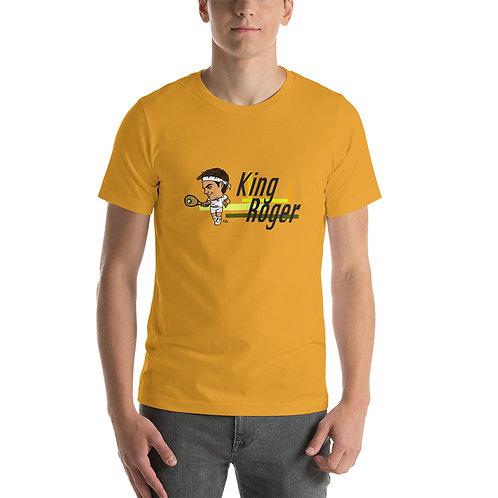 Short-Sleeve Unisex T-Shirt - King Roger