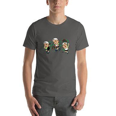Short-Sleeve Unisex T-Shirt - Denis Shapovalov