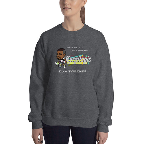 Unisex Sweatshirt - Nick Tweener