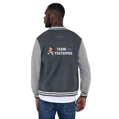 Men's Letterman Jacket - Stefanos
