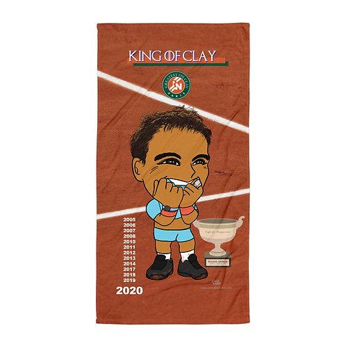 Towel - Rafael Nadal cutest moment