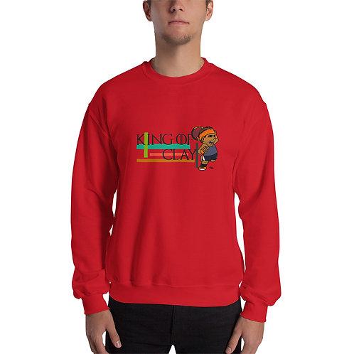 Unisex Sweatshirt - Rafa King of Clay