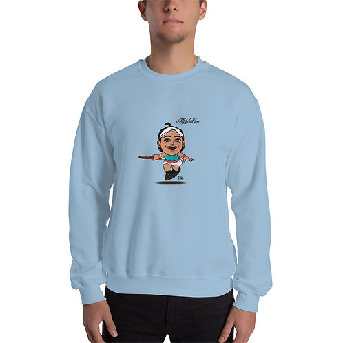 Unisex Sweatshirt - Fly With Caro