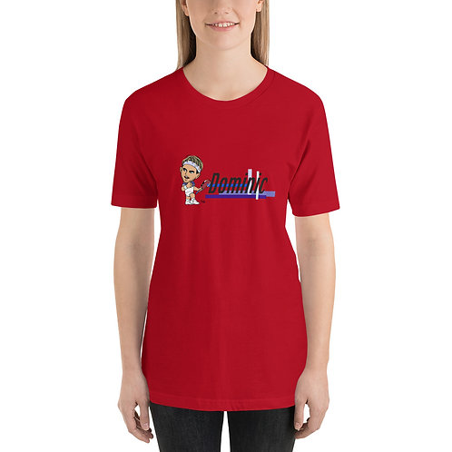 Short-Sleeve Unisex T-Shirt - Domi